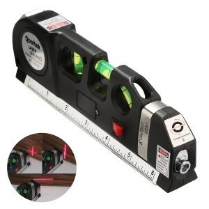 laser level measure