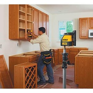 Why Do You Need a Laser Level for Installing Cabinets